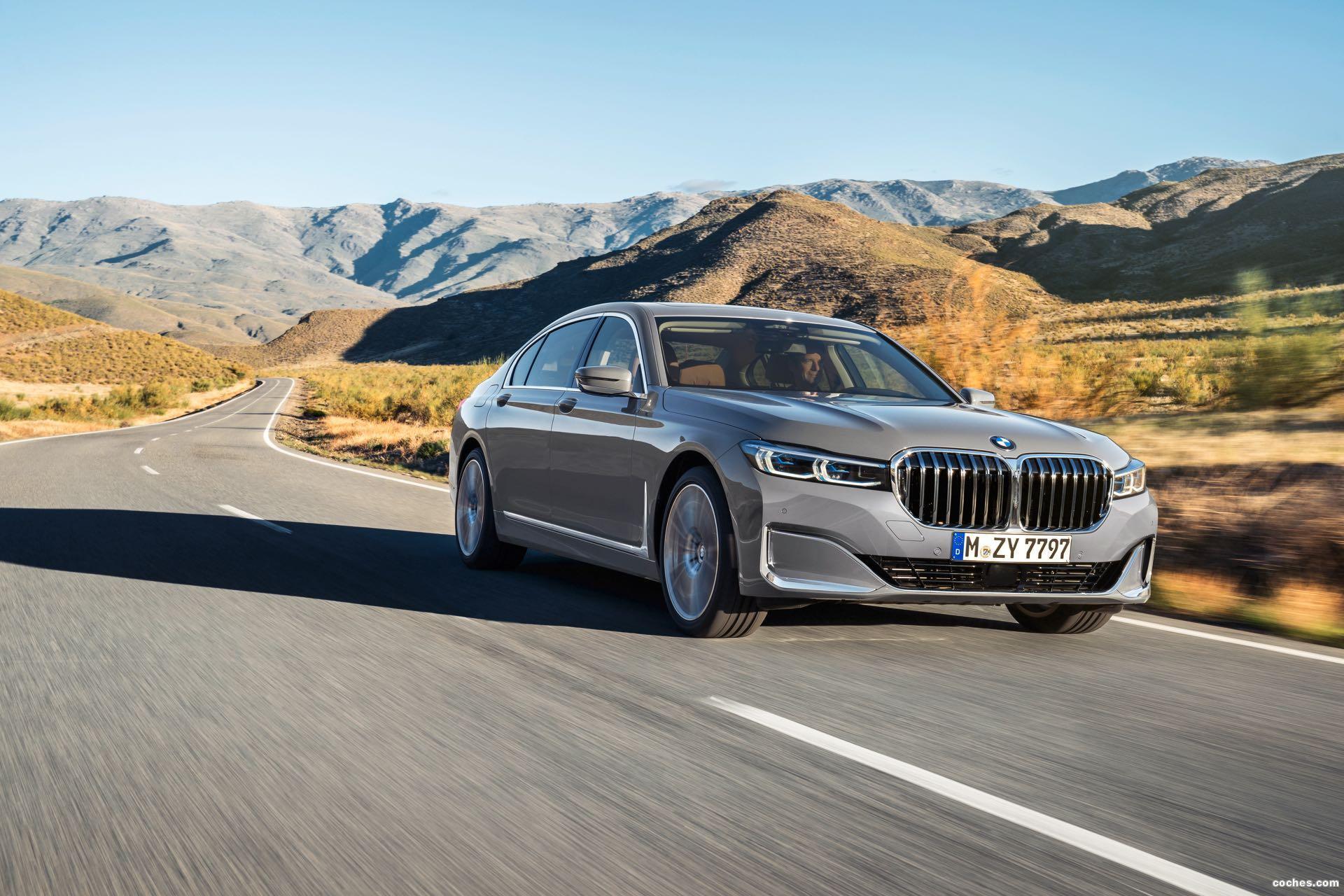 Foto 43 de BMW Serie 7 750Li xDrive 2019