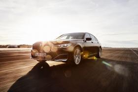 Ver foto 10 de BMW Serie 7 745 Le 2019