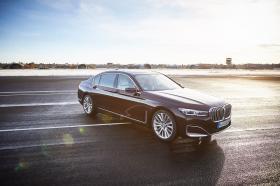 Ver foto 4 de BMW Serie 7 745 Le 2019