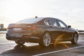 Ver foto 8 de BMW Serie 7 745 Le 2019