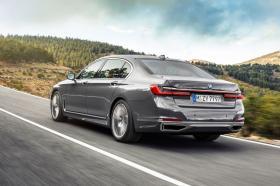 Ver foto 43 de BMW Serie 7 750Li xDrive 2019