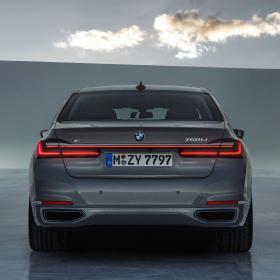 Ver foto 47 de BMW Serie 7 750Li xDrive 2019