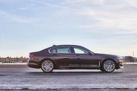 Ver foto 9 de BMW Serie 7 745 Le 2019
