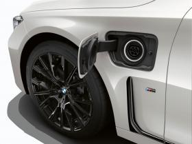 Ver foto 6 de BMW Serie 7 745e M Sport 2019