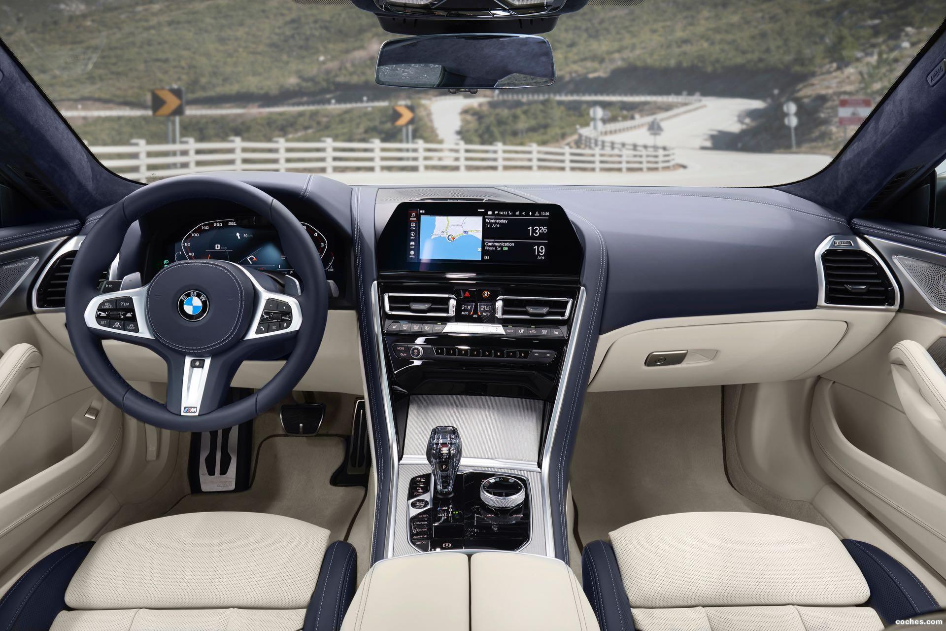 Foto 79 de BMW M850i xDrive Gran Coupe 2019