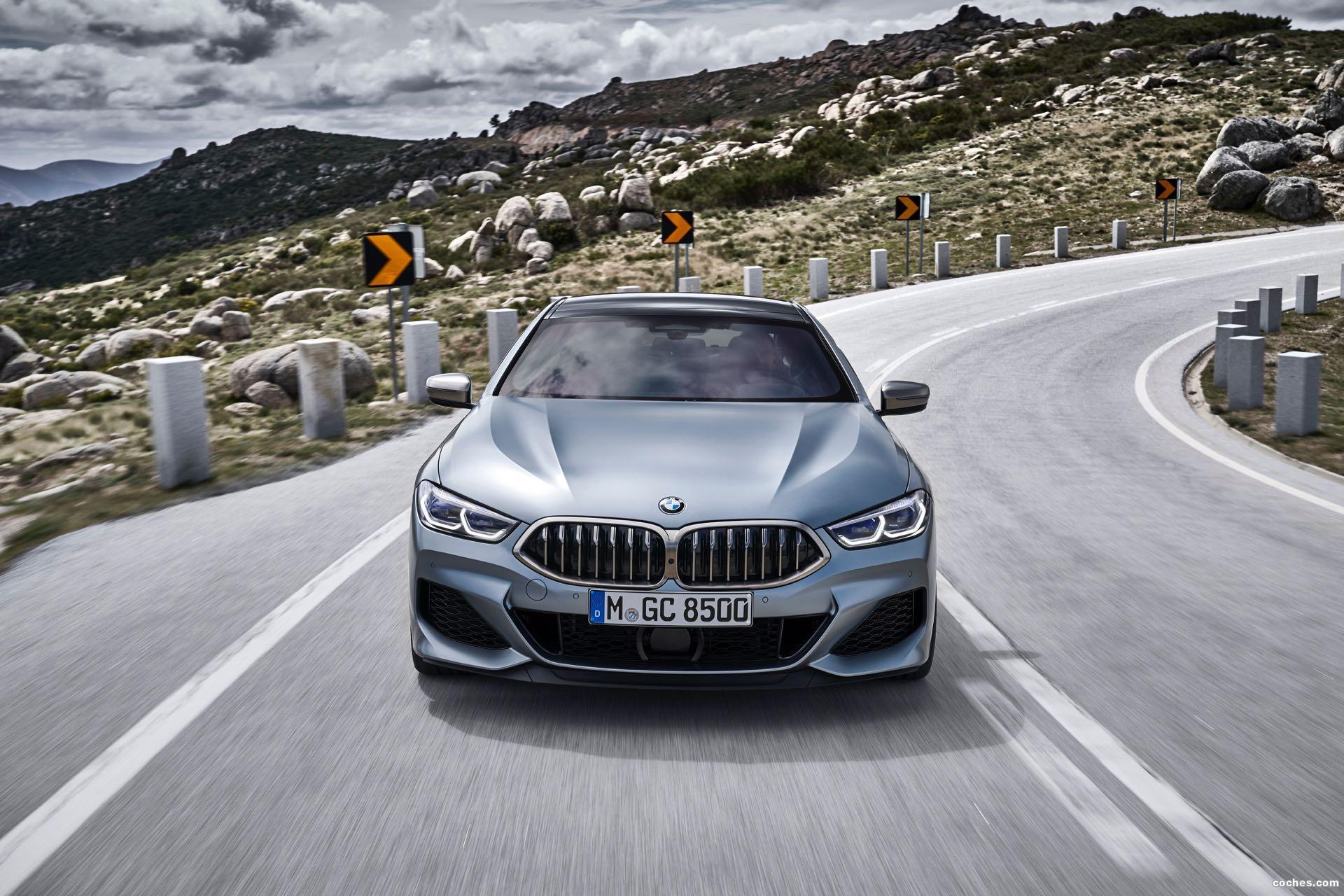 Foto 30 de BMW M850i xDrive Gran Coupe 2019