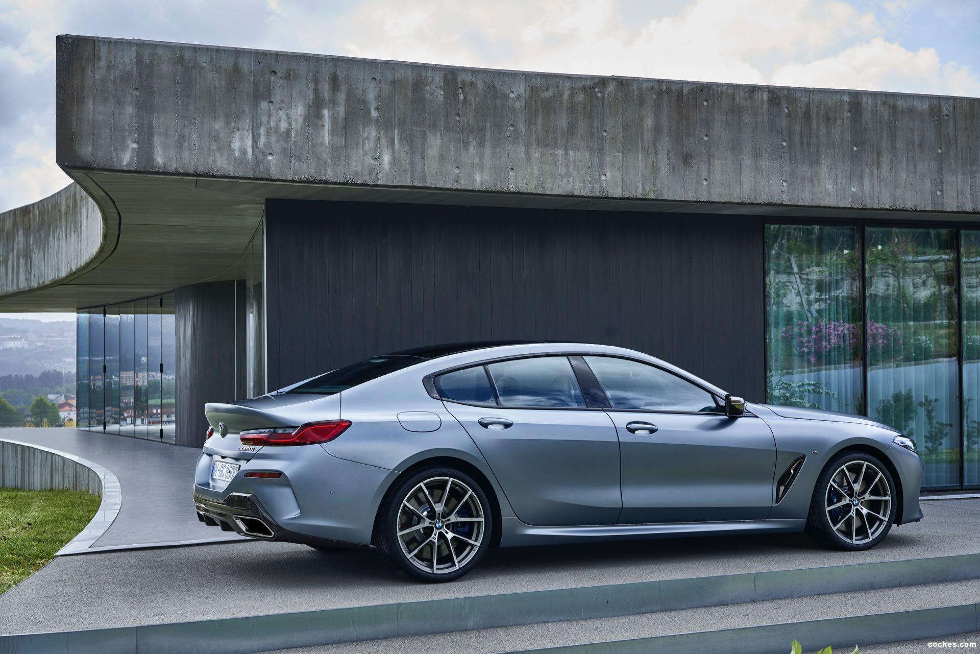 Foto 56 de BMW M850i xDrive Gran Coupe 2019
