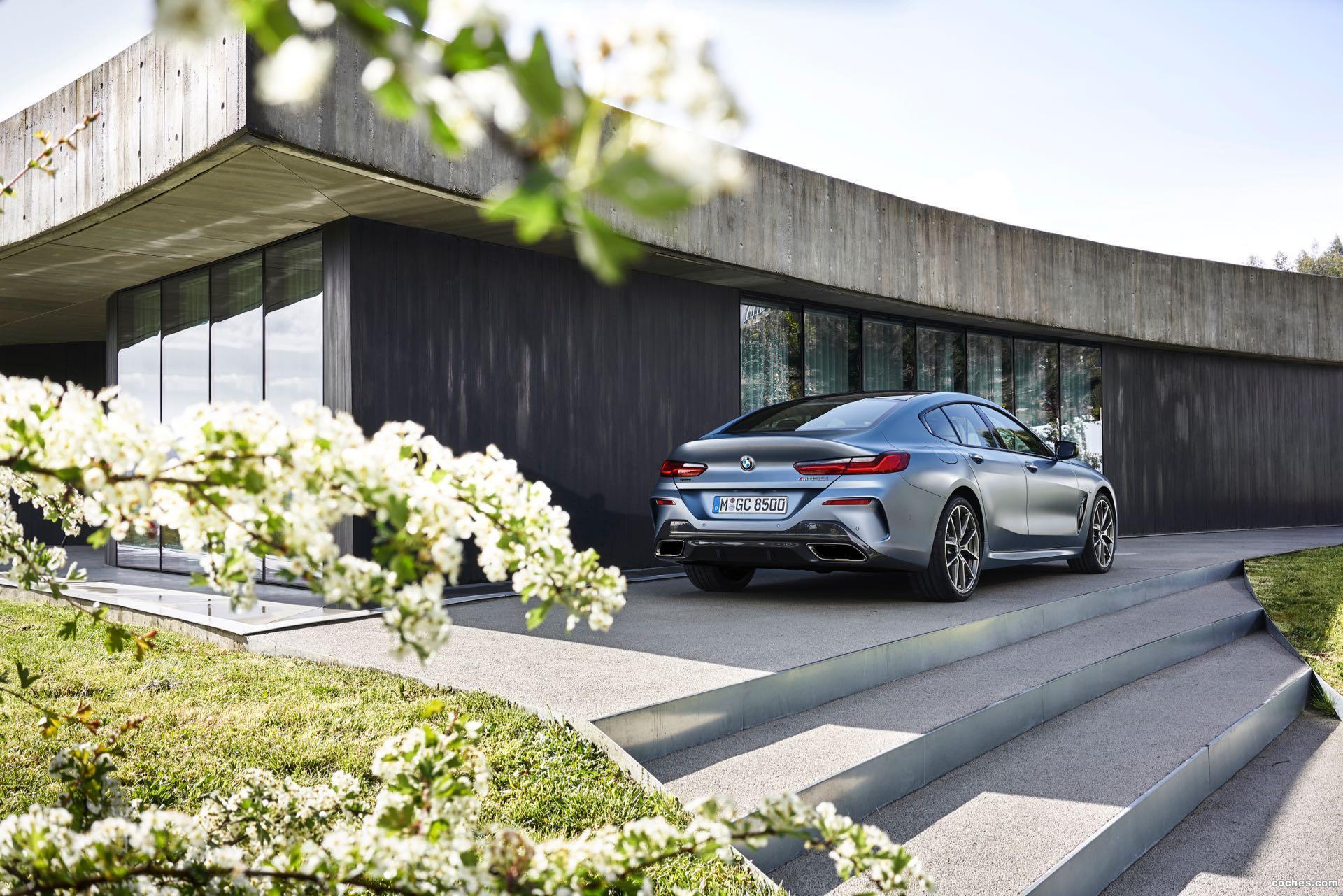 Foto 37 de BMW M850i xDrive Gran Coupe 2019