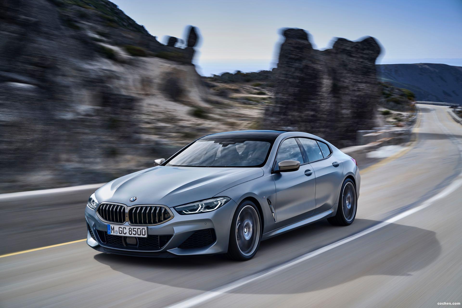 Foto 53 de BMW M850i xDrive Gran Coupe 2019