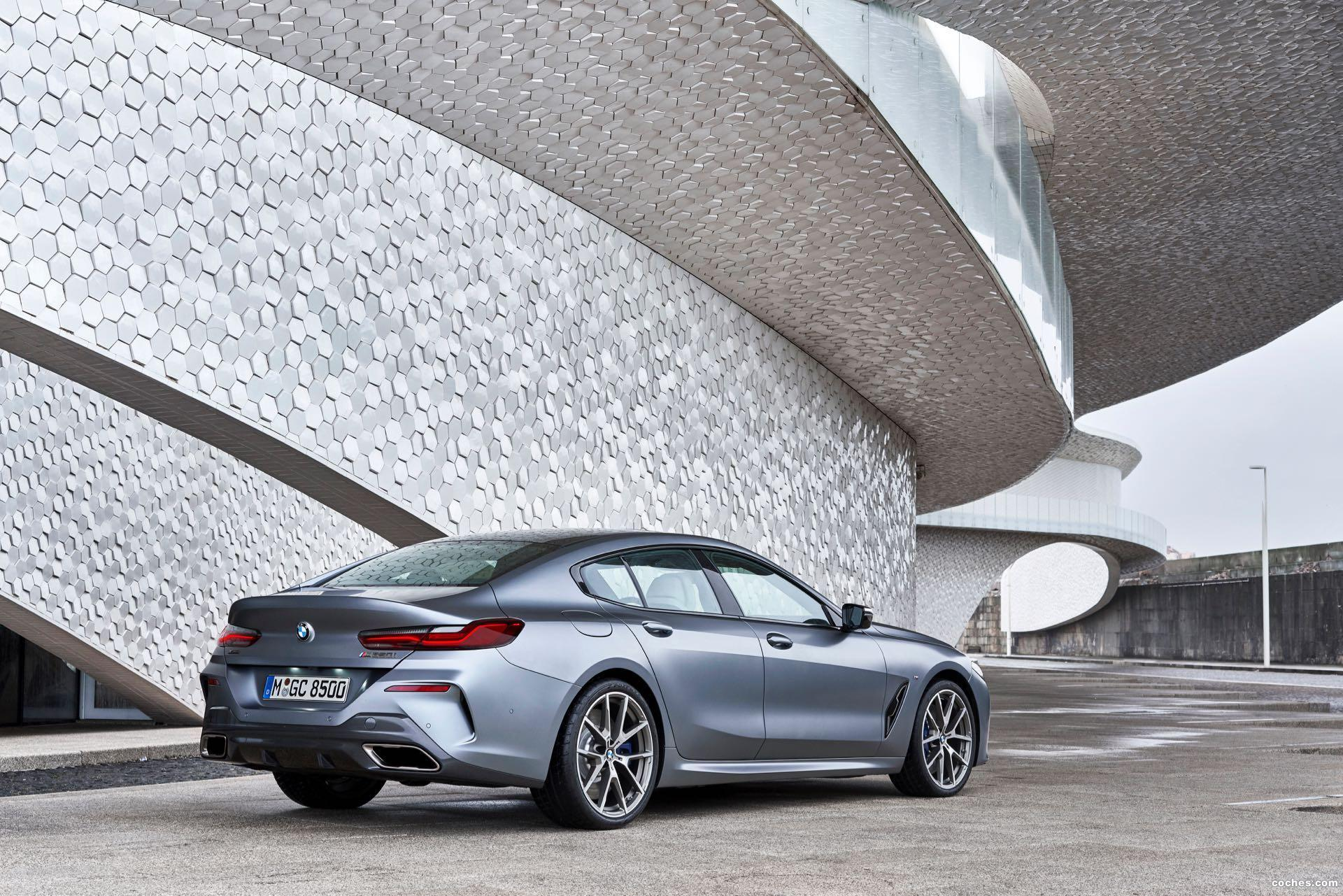 Foto 68 de BMW M850i xDrive Gran Coupe 2019