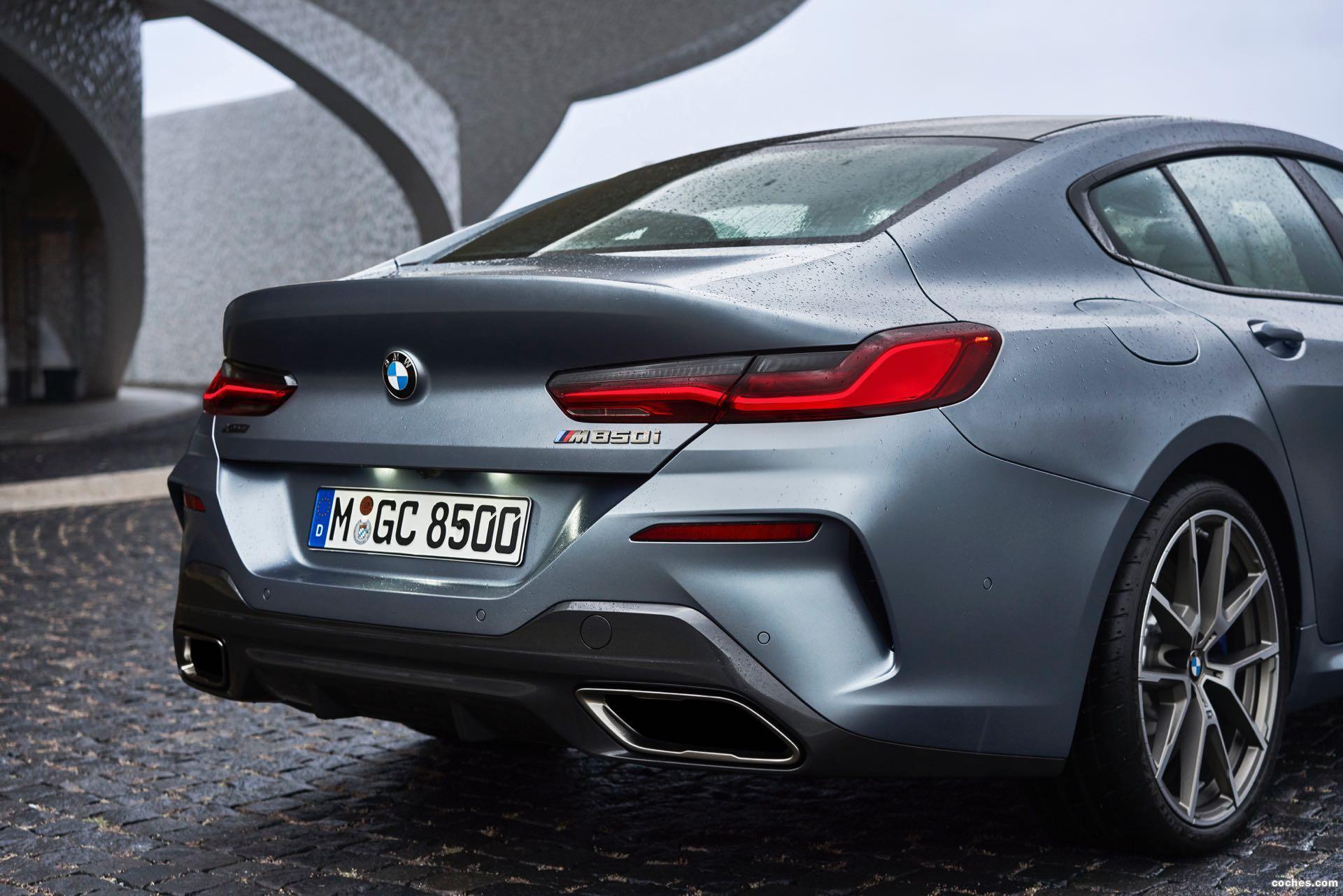 Foto 32 de BMW M850i xDrive Gran Coupe 2019