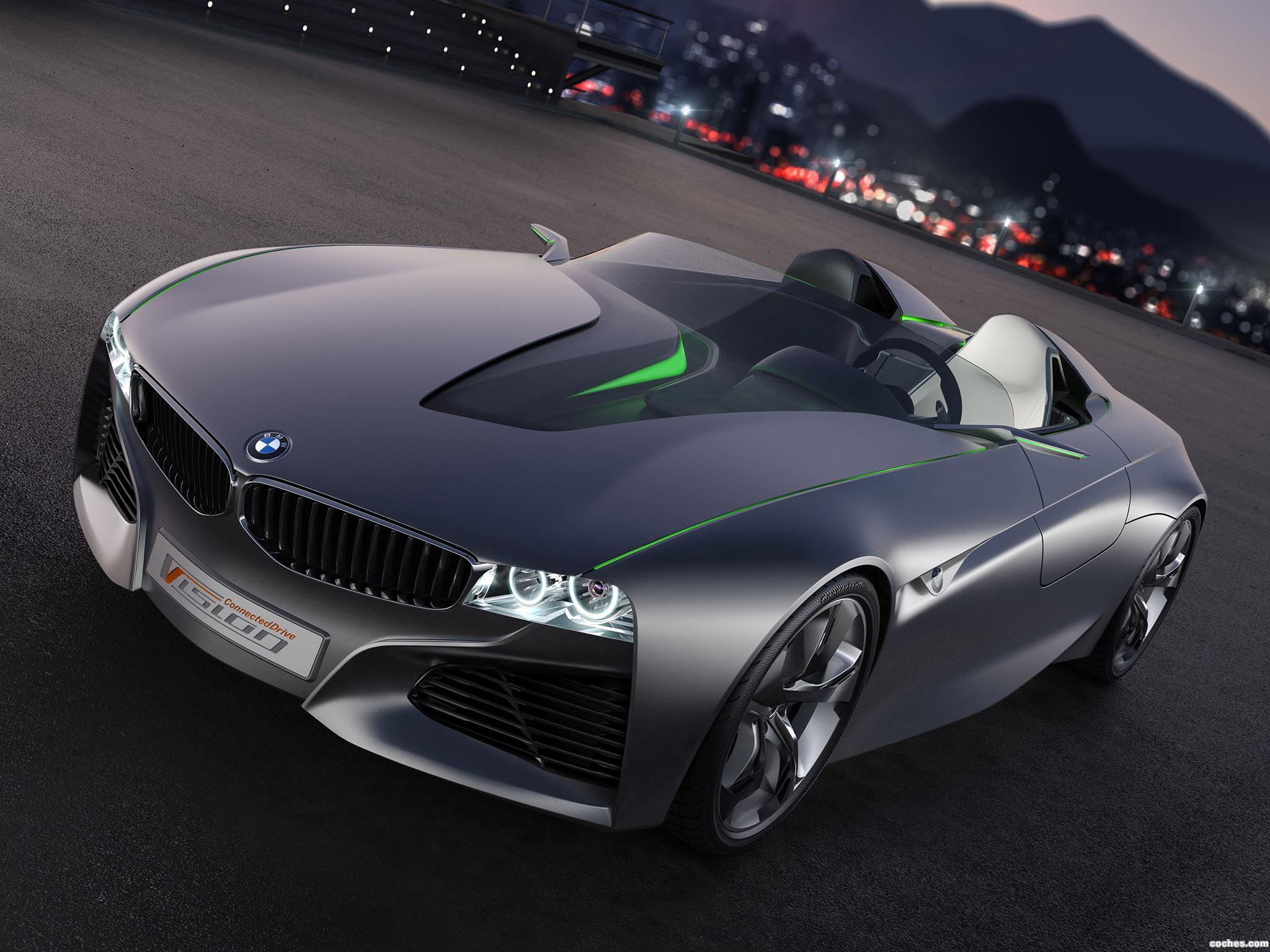 Foto 0 de BMW Vision Connected Drive Concept 2011