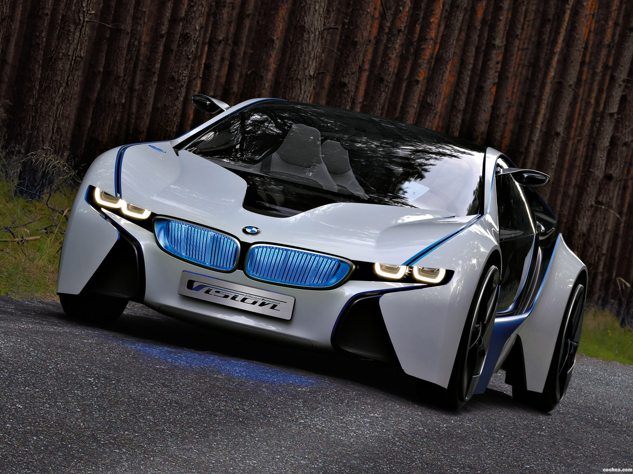 Foto 0 de BMW Vision EfficientDynamics Concept 2009