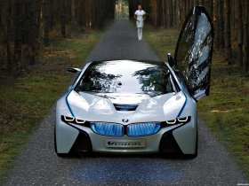 Ver foto 23 de BMW Vision EfficientDynamics Concept 2009