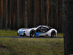 Ver foto 22 de BMW Vision EfficientDynamics Concept 2009