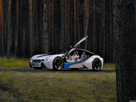Ver foto 21 de BMW Vision EfficientDynamics Concept 2009