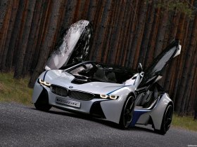 Ver foto 20 de BMW Vision EfficientDynamics Concept 2009