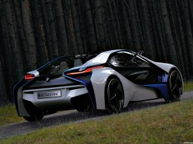 Ver foto 16 de BMW Vision EfficientDynamics Concept 2009