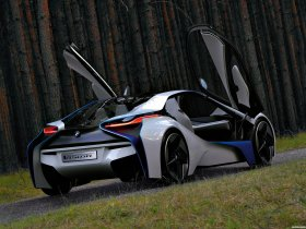 Ver foto 15 de BMW Vision EfficientDynamics Concept 2009