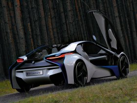 Ver foto 14 de BMW Vision EfficientDynamics Concept 2009