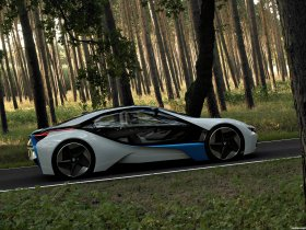 Ver foto 11 de BMW Vision EfficientDynamics Concept 2009
