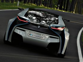 Ver foto 9 de BMW Vision EfficientDynamics Concept 2009