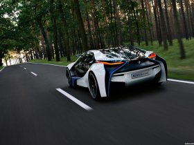 Ver foto 8 de BMW Vision EfficientDynamics Concept 2009