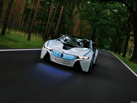 Ver foto 7 de BMW Vision EfficientDynamics Concept 2009