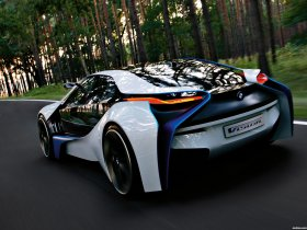 Ver foto 6 de BMW Vision EfficientDynamics Concept 2009