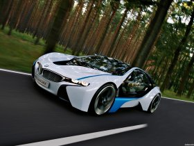 Ver foto 5 de BMW Vision EfficientDynamics Concept 2009