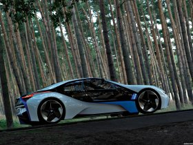 Ver foto 4 de BMW Vision EfficientDynamics Concept 2009