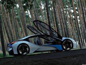 Ver foto 3 de BMW Vision EfficientDynamics Concept 2009