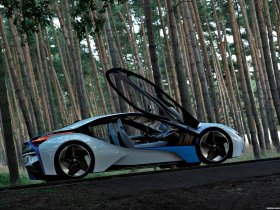 Ver foto 2 de BMW Vision EfficientDynamics Concept 2009