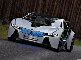 Fotos de BMW Vision EfficientDynamics Concept 2009