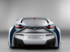 Ver foto 30 de BMW Vision EfficientDynamics Concept 2009