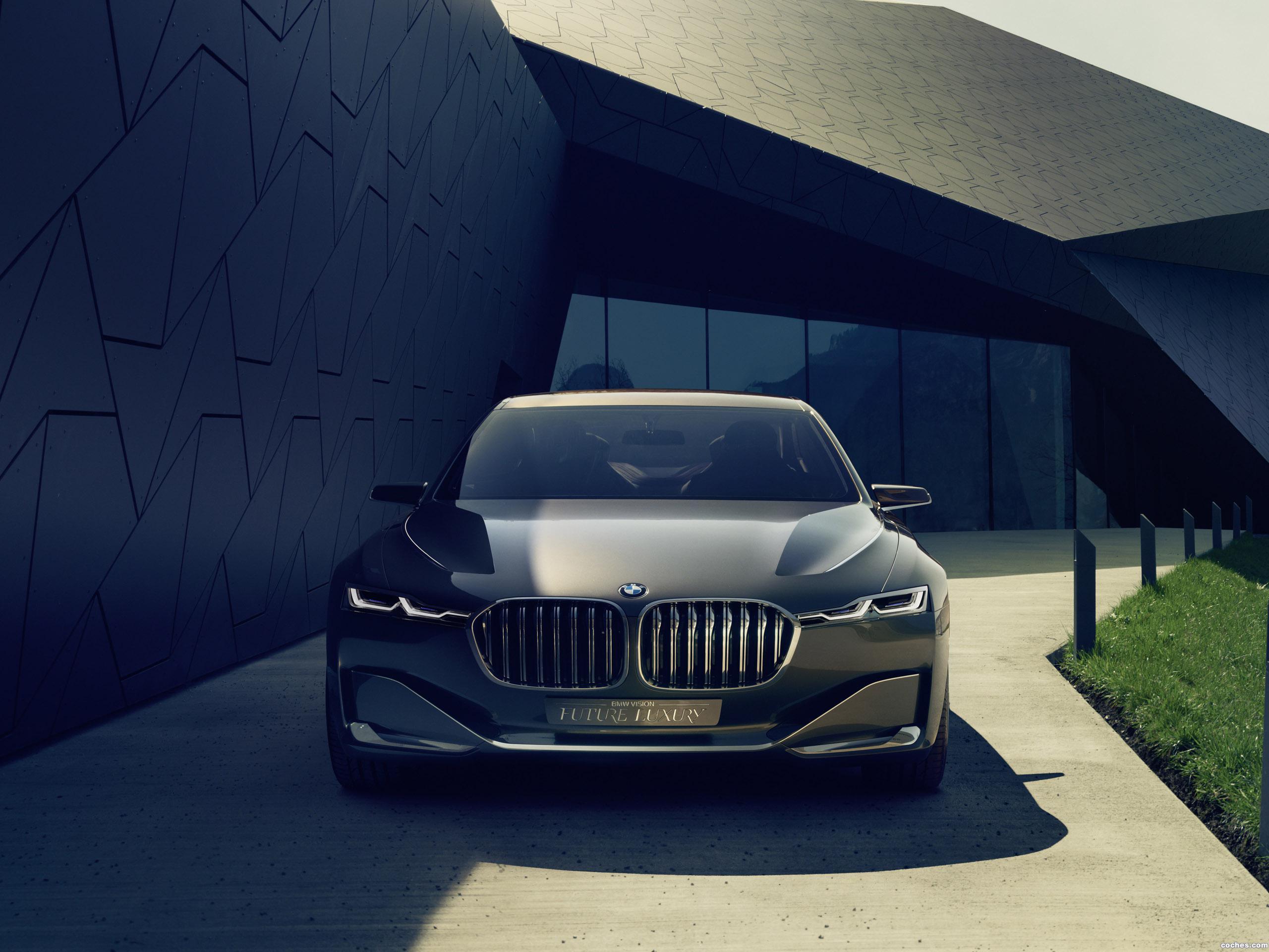 Foto 0 de BMW Vision Future Luxury 2014