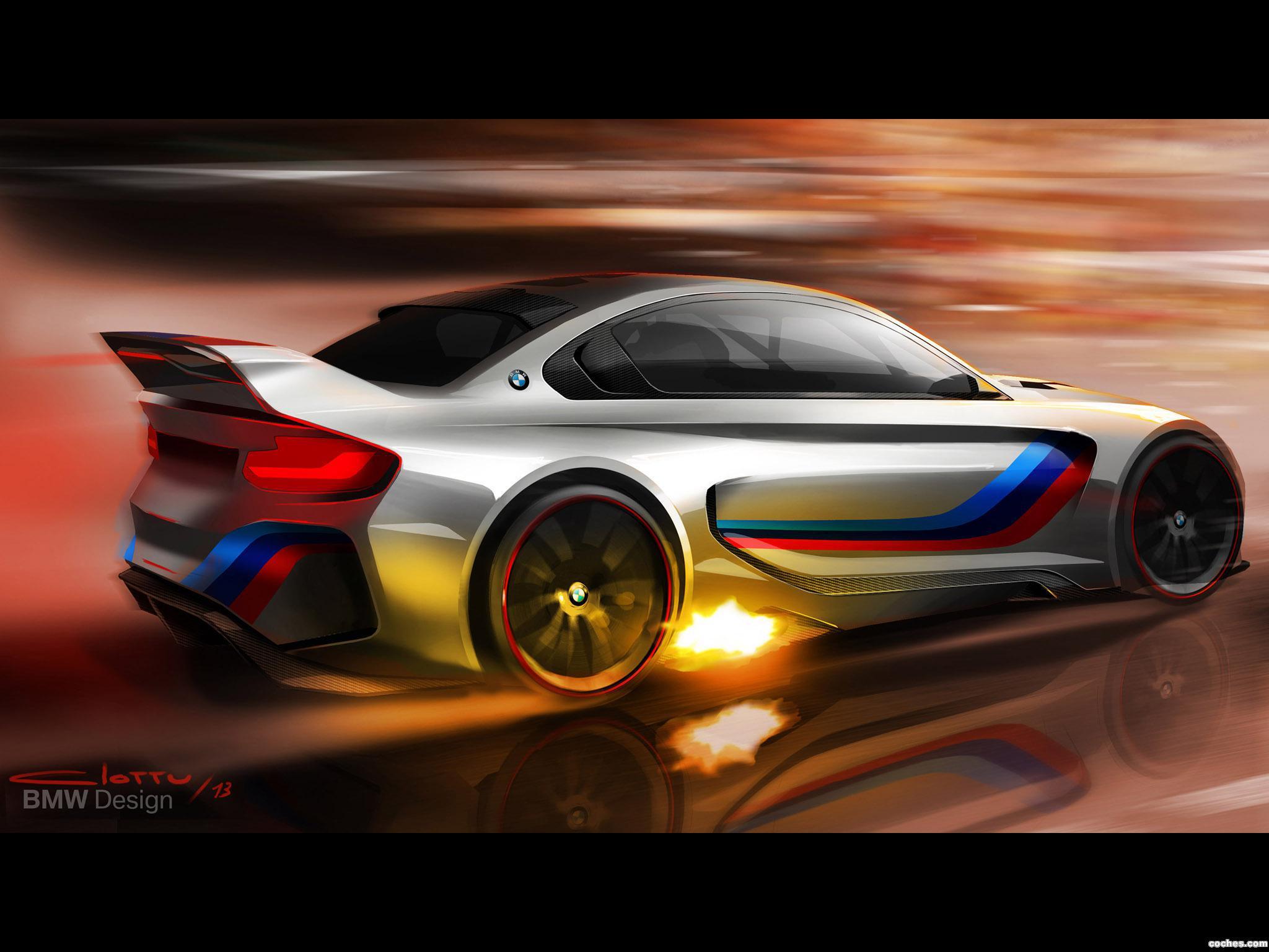 Foto 11 de BMW Vision Gran Turismo 2014