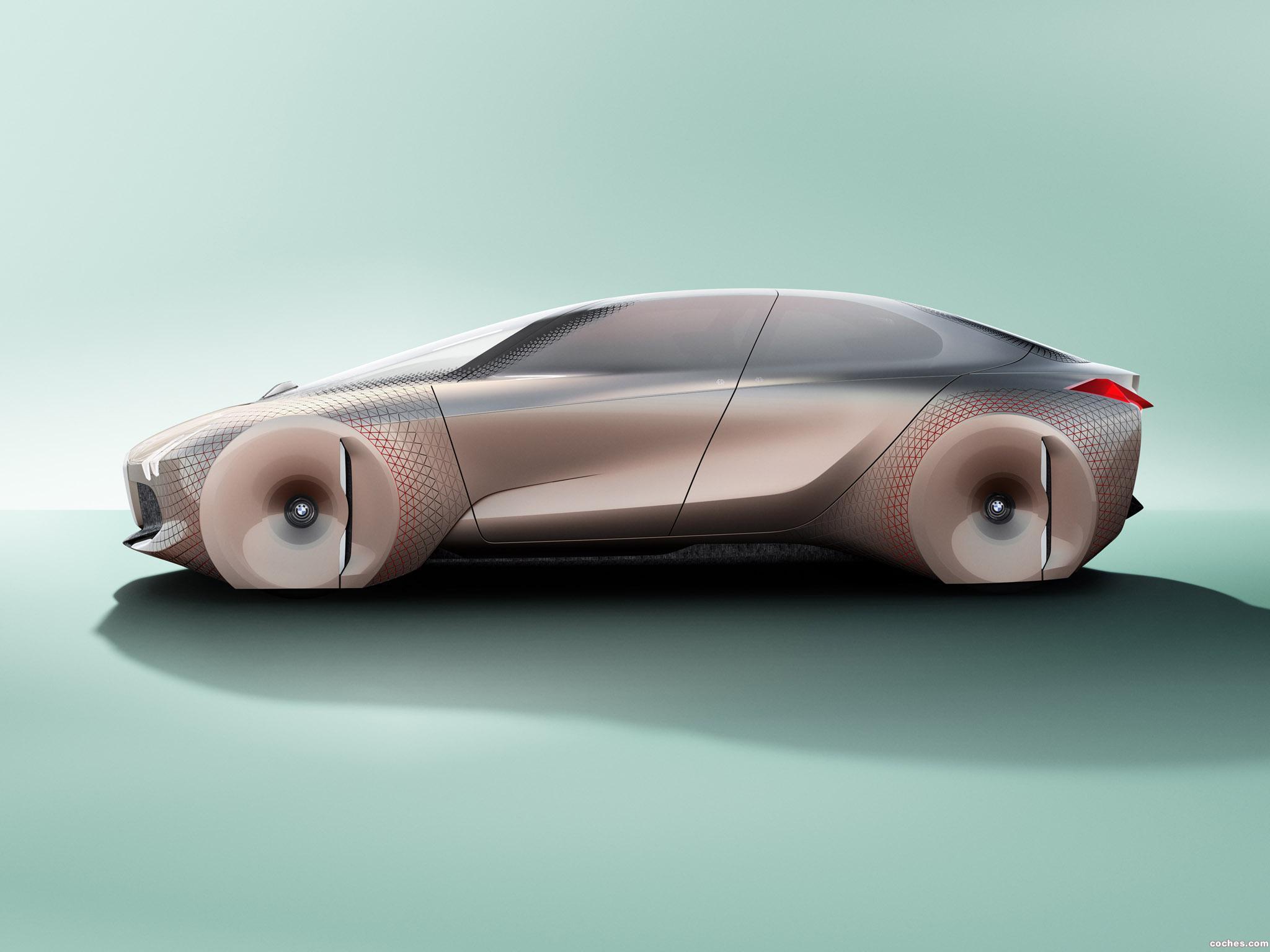 Foto 3 de BMW Vision Next 100 2016