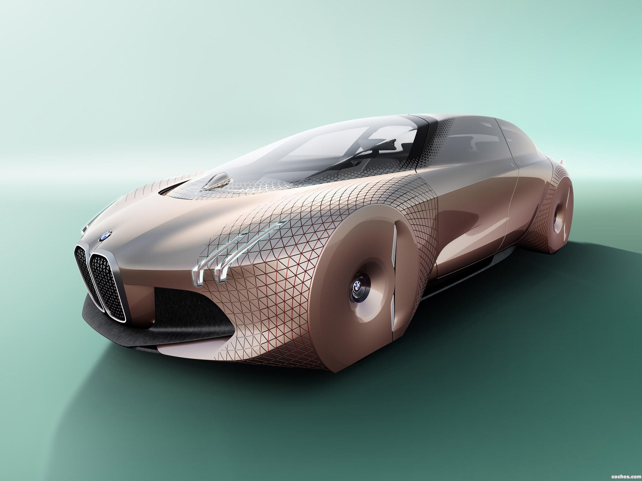Foto 2 de BMW Vision Next 100 2016