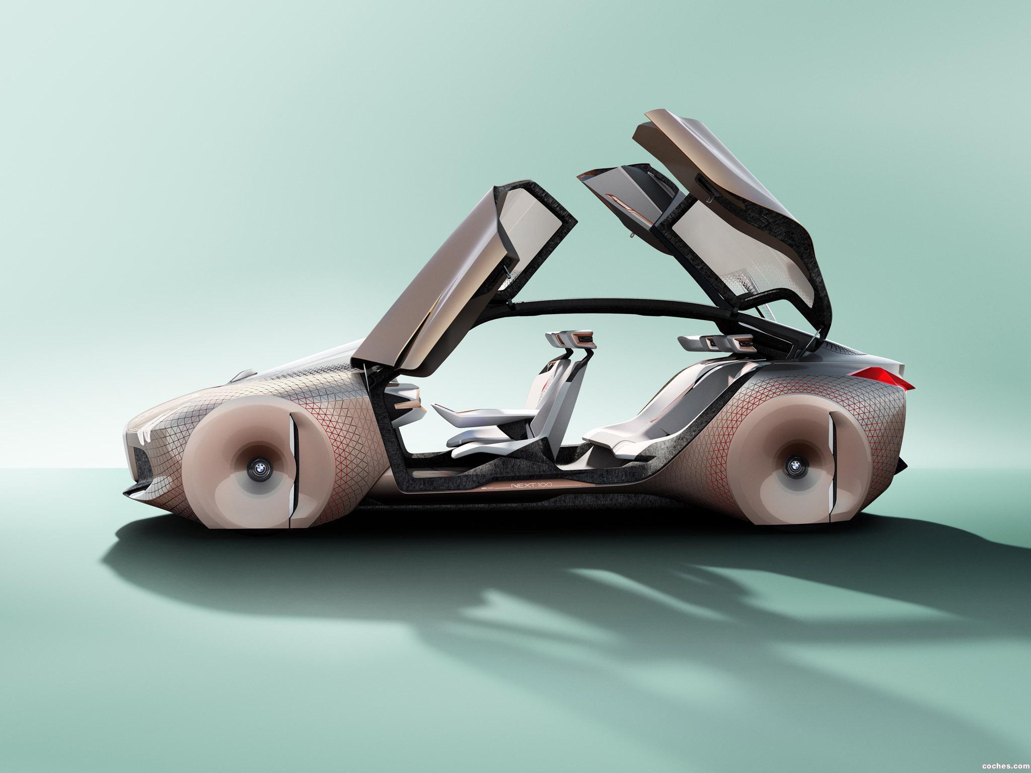 Foto 1 de BMW Vision Next 100 2016