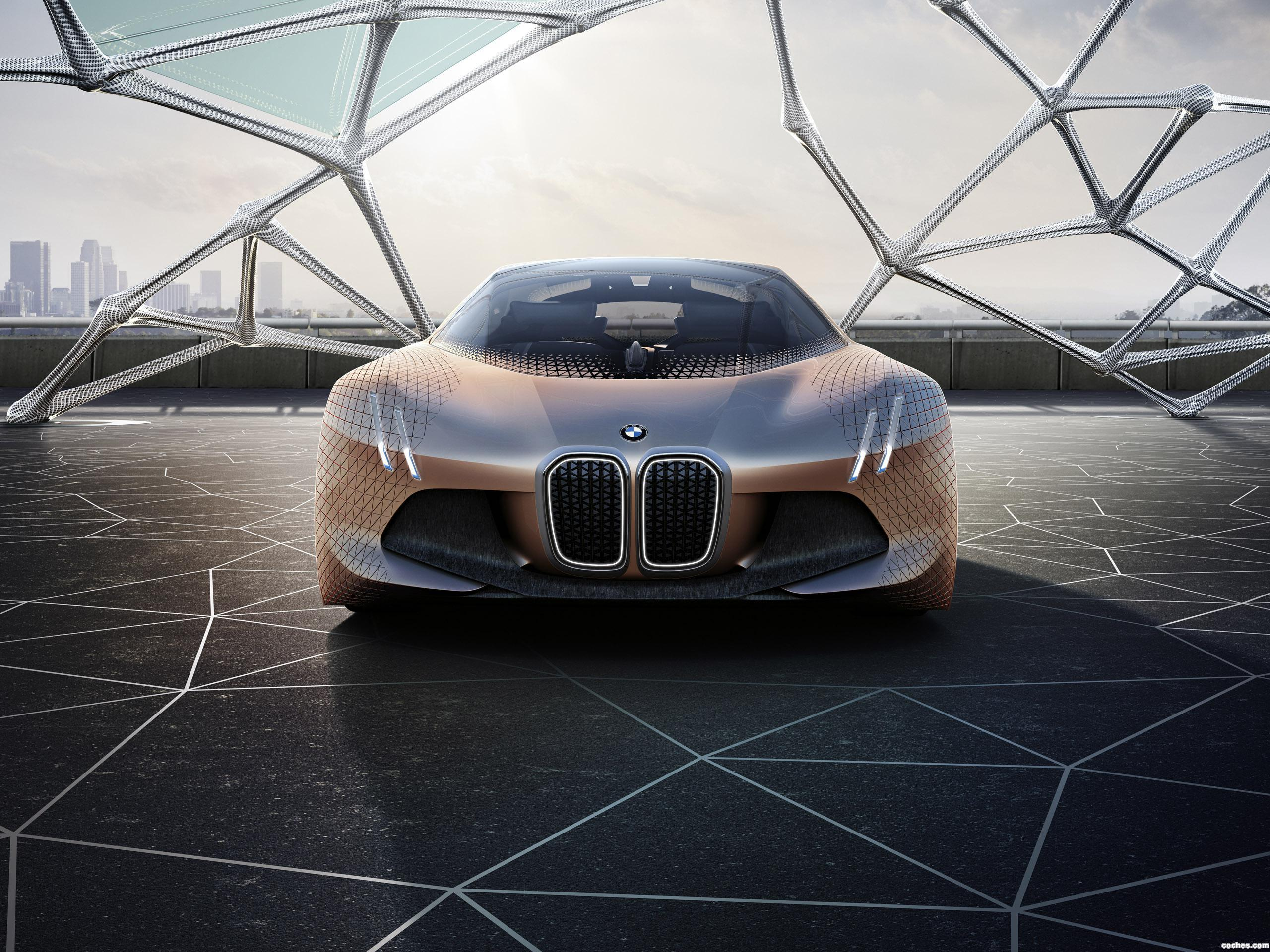 Foto 0 de BMW Vision Next 100 2016