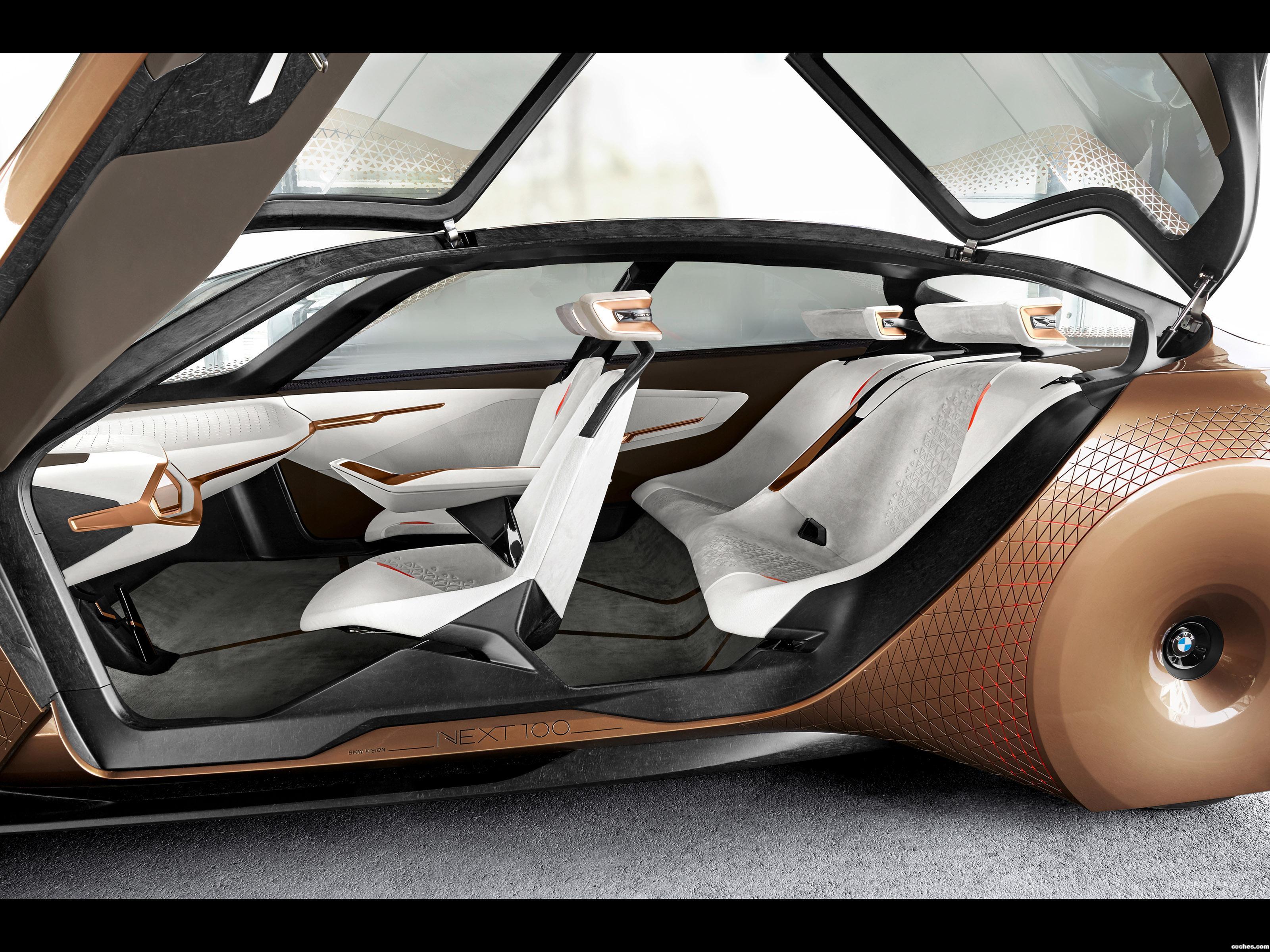 Foto 28 de BMW Vision Next 100 2016