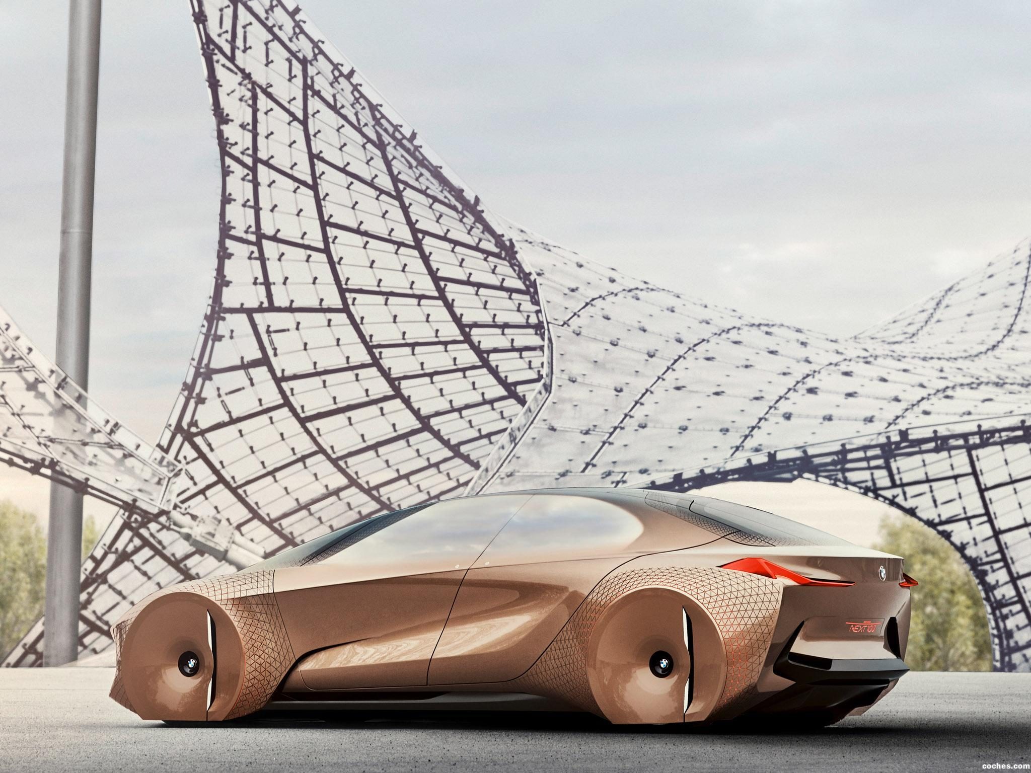 Foto 27 de BMW Vision Next 100 2016