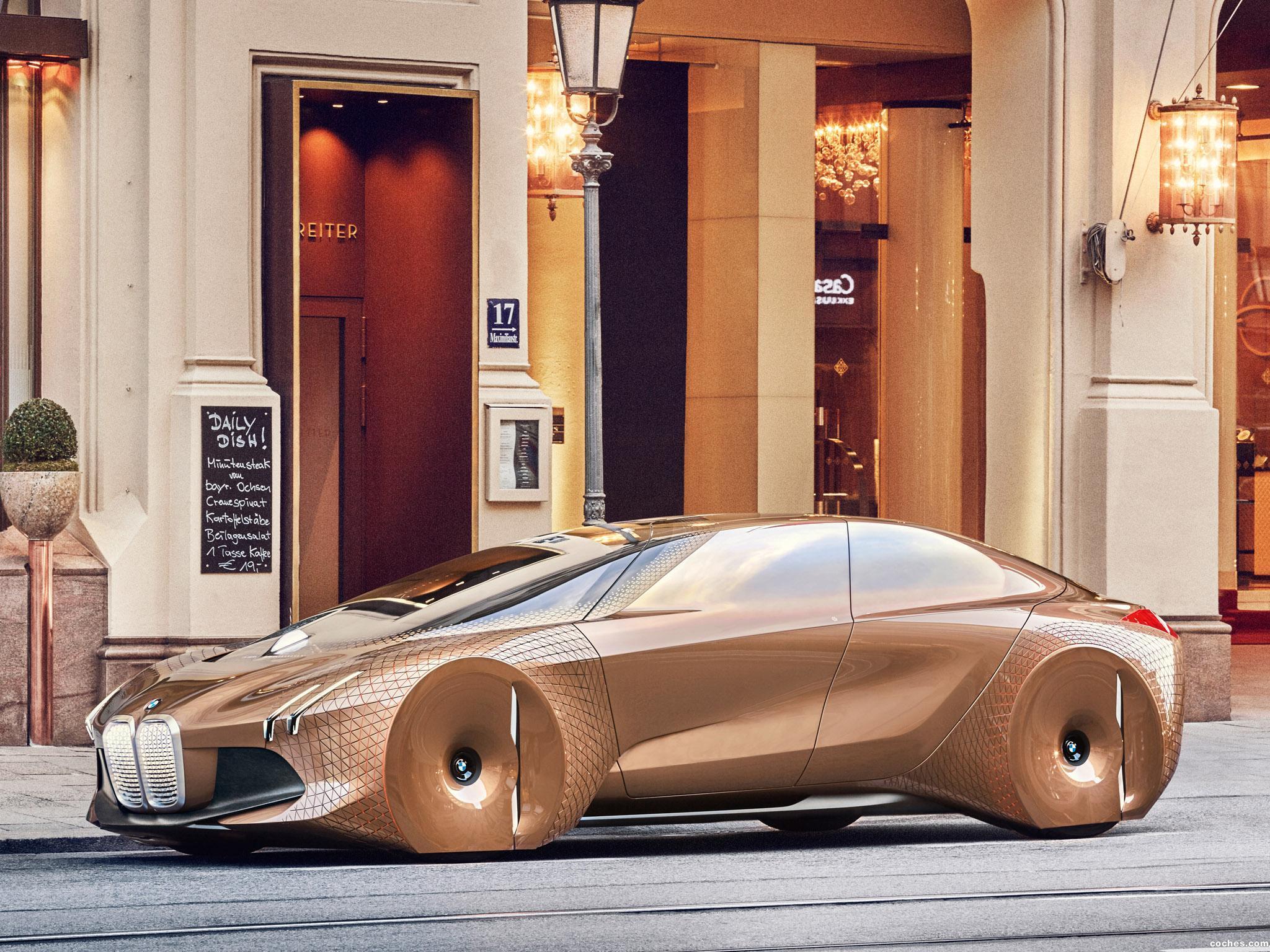 Foto 21 de BMW Vision Next 100 2016