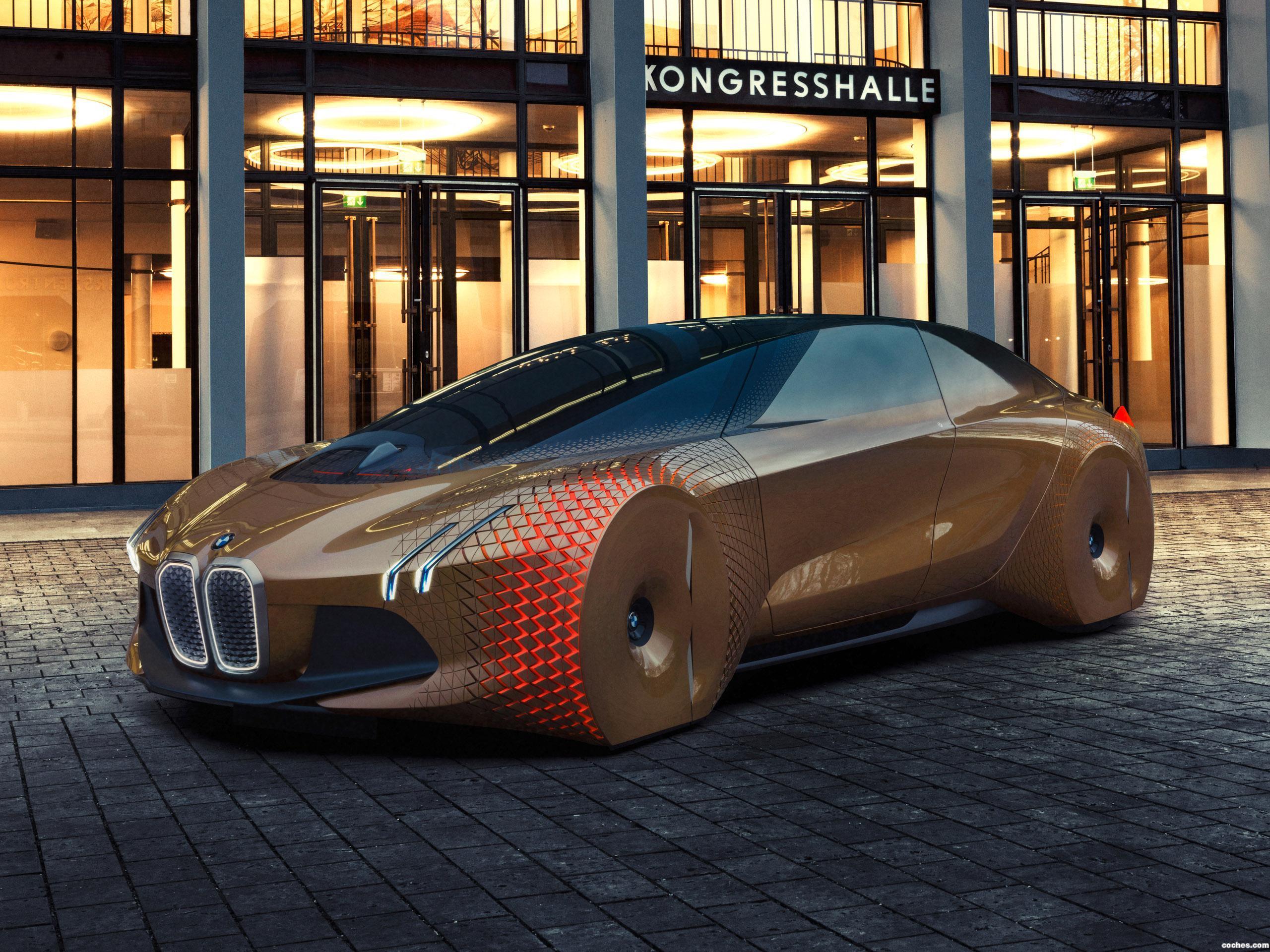 Foto 19 de BMW Vision Next 100 2016