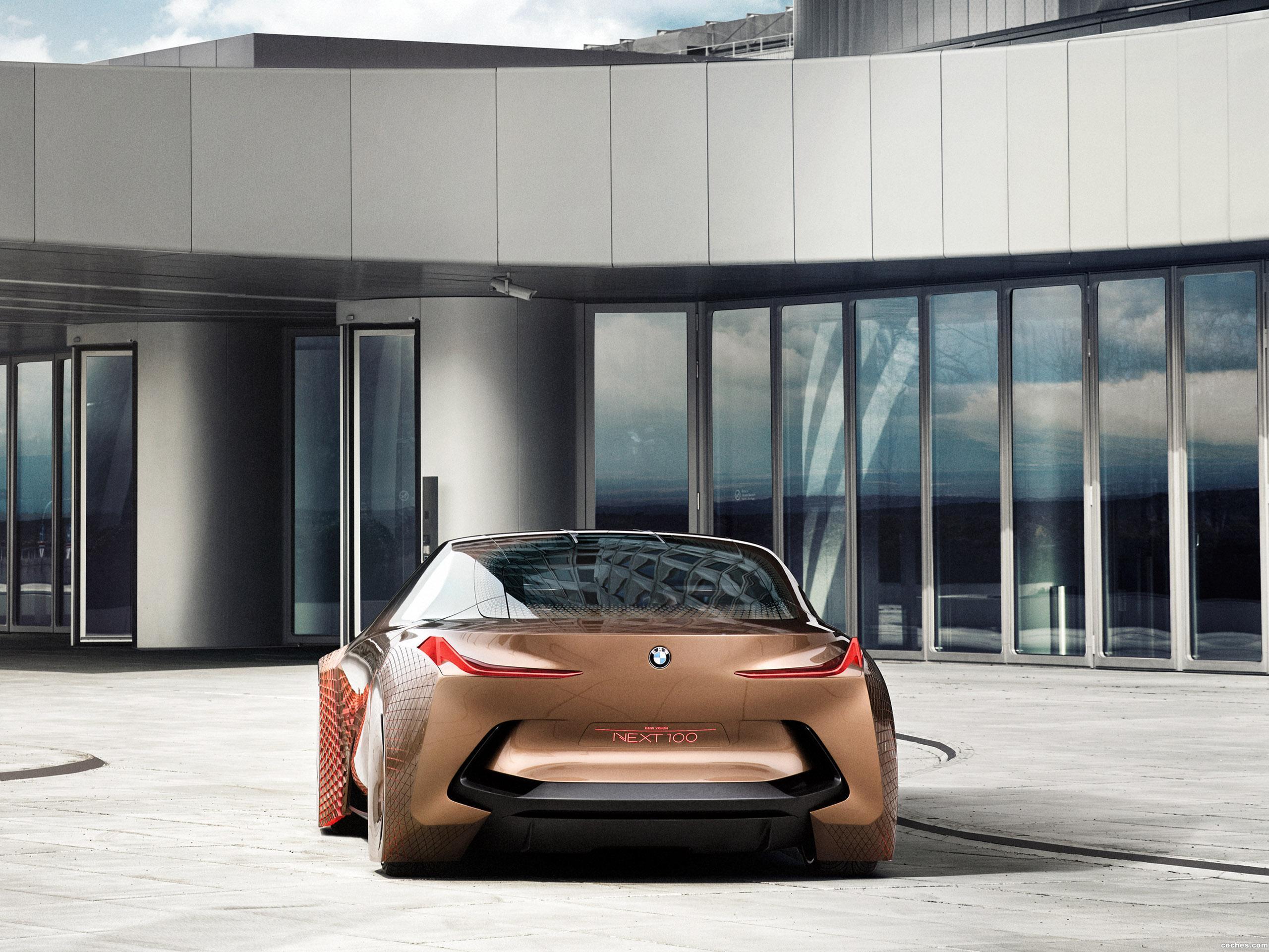 Foto 16 de BMW Vision Next 100 2016