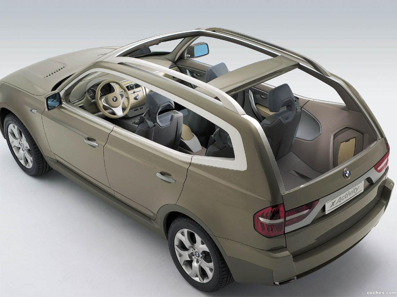 Foto 0 de BMW X-Activity Concept 2002
