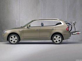 Ver foto 4 de BMW X-Activity Concept 2002