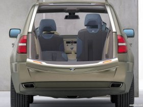 Ver foto 2 de BMW X-Activity Concept 2002