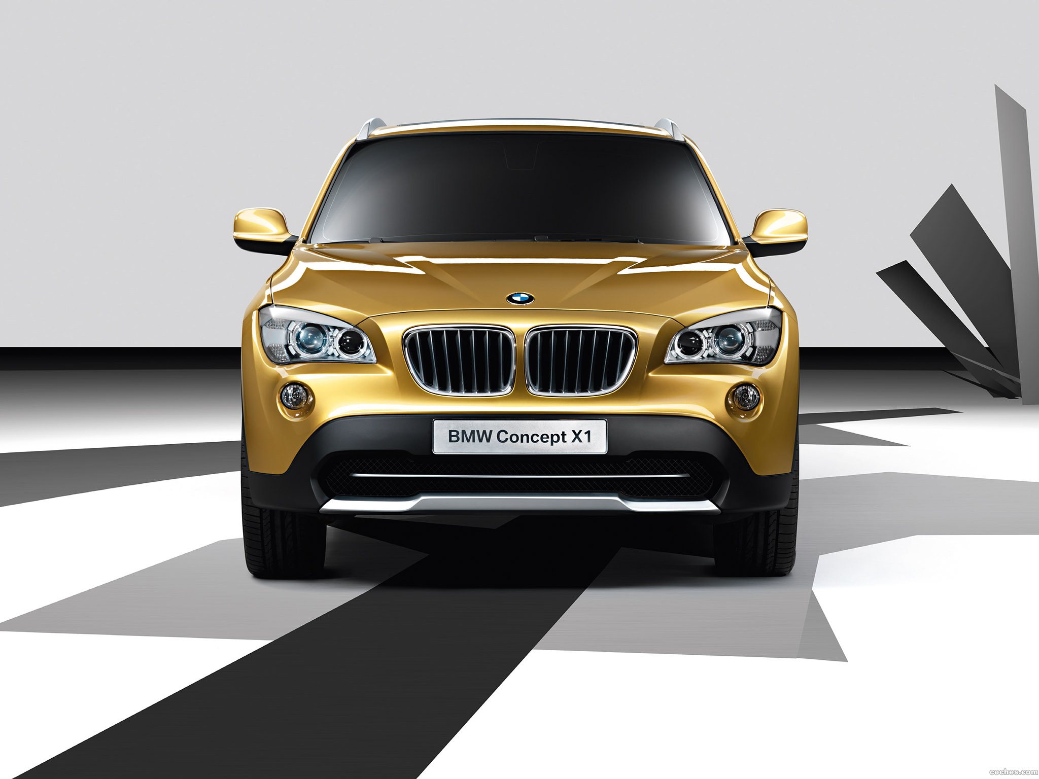 Foto 3 de BMW X1 Concept 2008